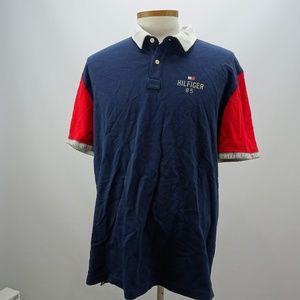 Tommy Hilfiger Custom Fit Men's Polo Shirt XXL NWT